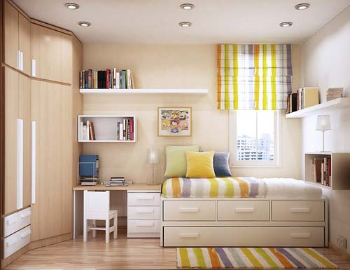 The Multifunctional Uses of your Bedroom